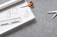 Les adaptations essentielles sur un patron de couture