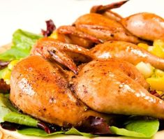 Feel like you are in the Caribbean with this delicious dish. With the addition of mango, this diabetic chicken recipe explodes with flavor.