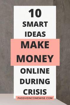 Make Easy Money, Make Money Blogging, Make Money From Home, Make Money Online, New Job, Passive Income, Hustle, Investing, How To Get
