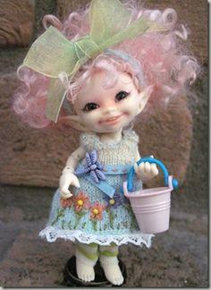 Fairyland Realpuki Soso I met this doll in person when she belonged to Desertmountainbear.