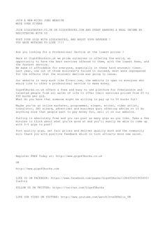 read-me-21437993 by Gigs45Bucks via Slideshare