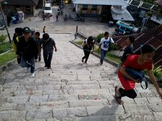ladder Bawamataluo