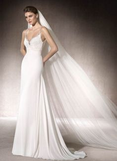 b127a9ce0eb Featured Dress  St. Patrick  Wedding dress idea. Wedding Dress Trends