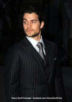 Henry Cavill's Distinguished Brow - 14 by The Henry Cavill Verse, via Flickr