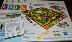 The Game of Life & Touring Giveaway US Ends 8/6