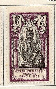 French India 1929