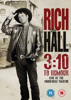 Rich Hall: 3:10 To Humour [DVD] [2015]