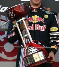 2009 Japanese GP Winner's Trophy