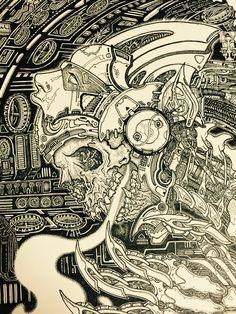 Kazuhiro imai art of Japan.
