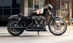 Harley Davidson Iron 883 customisé