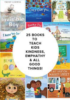 25 Books to Teach Ki