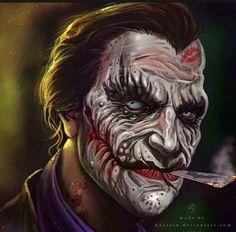 The real Horrorrrr... The JOKER!!:():()