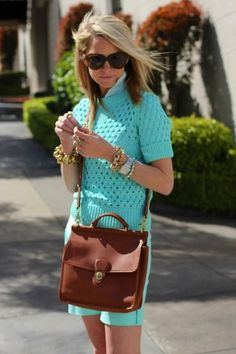 Love the color, and the purse