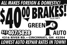 Green P Auto EventTape®