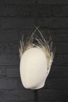Fascinator Hats, Fascinators, Bridal Headpieces, Head Accessories, Bridal Hair Accessories, Floral Headpiece, Wedding Headband, Hair Art, Hair Piece