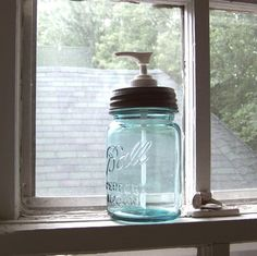 Love old ball jars