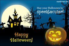 May Your Halloween Be Spooktacular Happy Halloween Pictures ...