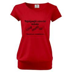 """Tip na vánoční dárek pro rodiče - tričko """"Nejvtipnější vánoční koleda"""". Tank Tops, Women, Fashion, Moda, Halter Tops, Fashion Styles, Fashion Illustrations"""