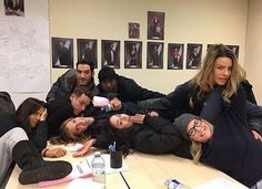 the cast of Lucifer