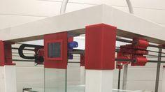 Crean una impresora 3D, a partir de una mesa de Ikea por solo 9,99 $ – Impresoras3D.com