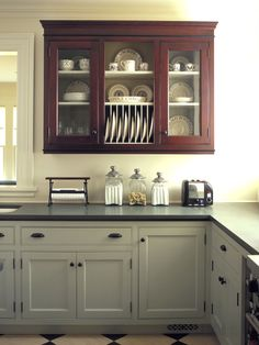 +red +stain +wood +kitchen +cabinets Design, Pictures, Remodel, Decor and Ideas - page 2