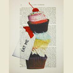 Cupcake art <3