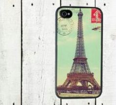 Eiffel tower forros iphone 4