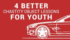 Object lessons on chastity have a history of problems? Check out these 4 Chastity object lessons for youth that will help solve the problem!