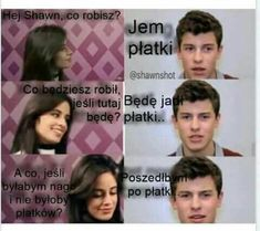 "to ,,książka"" z memami o Shawnie Mendesie   #68 w humor - 12.02.2018 … #humor # Humor # amreading # books # wattpad Very Funny Memes, Wtf Funny, Polish To English, Shawn Mendes Memes, Magcon Boys, 1d And 5sos, Some Quotes, Best Memes, Haha"