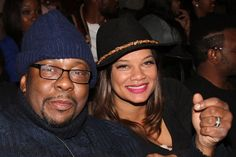 Bobby Brown and wife Alicia Etheredge attend the after party for BET's 'The New Edition Story' on January 23 2017 in Los Angeles California Black Celebrities, Celebs, Black Celebrity Couples, Best Love Songs, Famous Black, New Edition, Beautiful Wife, Bobby Brown, Black Love