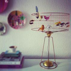 I love my lamp from @mariskameijersamsterdam   Paris