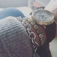 Subtile Botschaften an einem Dienstag  Good Morning️  #accessories #armcandy #bracelet #bracelets #fashion #goodmorning #gutenmorgen #Hamburg #hh #igershh #instafashion #instamood #jewellery #jewelry #letter #letterbracelet #tuesday #uhr #uhrenliebe #watch #watches #watchesofinstagram #watchoftheday #watchporn #whatever