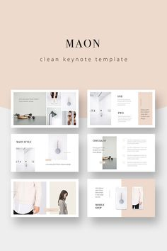 MAON Keynote Template 75328 is part of pencil-drawings - MAON Modern and Simple Keynote PresentationClean, modern and simple Keynote Template This clean and creative layout gives you many possibilities of Modelo Portfolio, Mise En Page Portfolio, Portfolio Design Layouts, Creative Portfolio, Free Keynote Template, Simple Powerpoint Templates, Layout Template, Templates Free, Cv Template