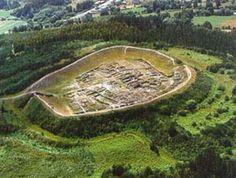 cantabria celtic | Castro de Viladonga Celtic Hill-fort