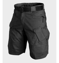UTP® (Urban Tactical Shorts ™) Shorts - Ripstop - Black
