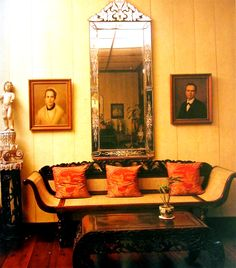 Montilla House, Negros. Find This Pin And More On Filipino Interior Designs  ...