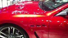 Maserati Granturismo Mc Centennial Edition | LA Auto Show