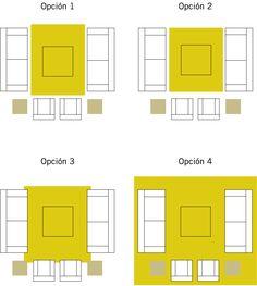 ¿Cómo calcular la medida de tu alfombra? | Alfombras KP