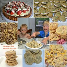 These 7 Must Have Chocolate Chip Cookie Recipes are a perfect way to celebrate National Chocolate Chip Cookie Day. Great varieties and easy to make. Chocolate Toffee, Mini Chocolate Chips, Chocolate Chip Cookies, Cooking Games For Kids, Cooking Beets, Cookie Bars, Bar Cookies, Kids Meals, Cookie Recipes