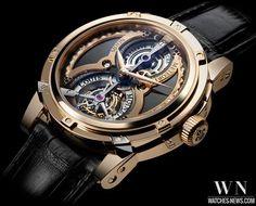www.watches-news.com LOUIS MOINET - Verlator Tourbillon #Watch | juwelier-haeger.de