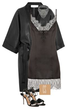 """""""Untitled #1101"""" by vladacatalleyag on Polyvore featuring IRO and Aquazzura"""