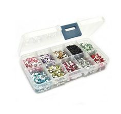 Nail Supply, Cell Phone Cases, Craft Supplies, Bling, Organization, Diy, Crafts, Rhinestones, Pearls