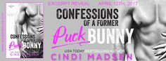 Tome Tender: Excerpt Reveal - Confessions of a Former Puck Bunn...