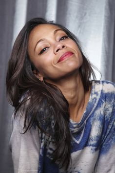 US actress Zoe Saldana announced Friday she had given birth to twin boys, Cy and Bowie, with her Italian artist husband Marco Perego. Us Actress, Hollywood Fashion, Hollywood Style, Twin Boys, Zoe Saldana, Celebs, Celebrities, Just The Way, American Actress