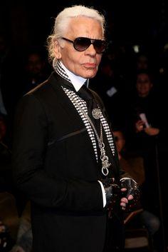 Die 94 besten Bilder von Karl Lagerfeld   Modeschöpfer, Karl