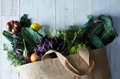 2013-0703_food52-summer-bounty-124 by Lindsay-Jean, via Flick dream vegetables