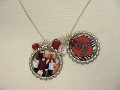 Sassy Strands Girls Bottle Cap Bling - One Direction | sassystrandsjewelry - Jewelry on ArtFire
