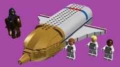 Lego Liberty 1 and crew