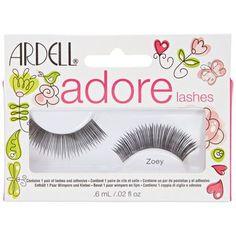 2ea493bcdd9 Ardell Adore Fashion Lashes Sophie | Ardell Adore Lashes | Lashes, Make  eyes pop, Sally beauty