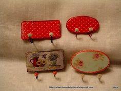 ♡ ♡  El petit mon de la Lluna. Miniatures.